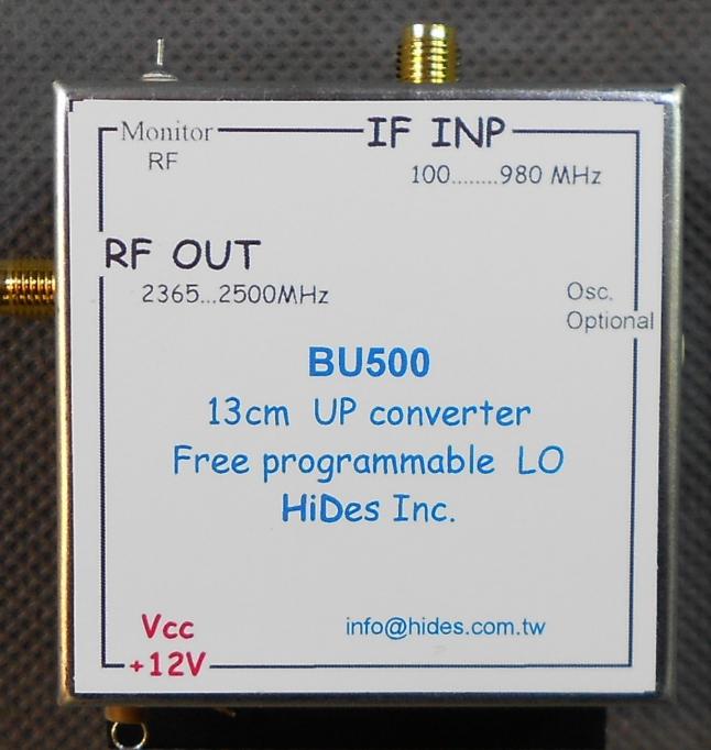 HiDes-BU500 Converter